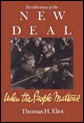 Recollections of the New Deal