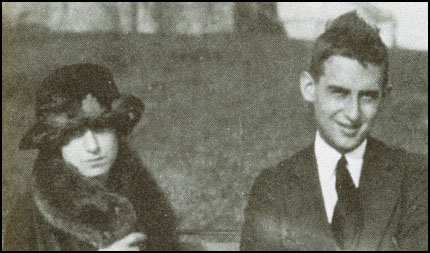 Dorothy Parker and Edwin Pond Parker