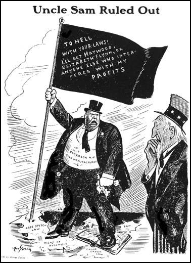 Art Young, Solidarity (7th June, 1913)