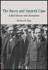 The Sacco-Vanzetti Case