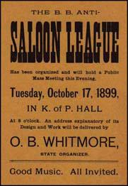 Anti-Saloon League