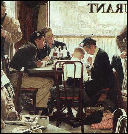 Norman Rockwell, Saturday Evening Post (1951)