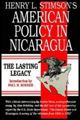 American Policy in Nicaragua