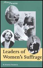 Leaders of Women's Suffrage