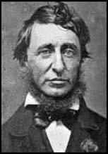 Henry david thoreau essay