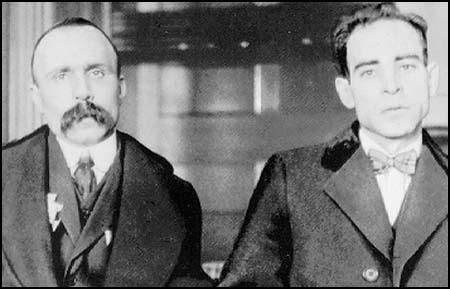 were sacco and vanzetti guilty