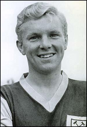 Bobby Moore in 1959.