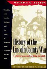 History of Lincoln County War