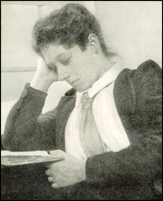 Edith Ellis in 1891