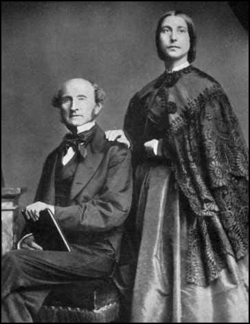 John Stuart Mill and Helen Taylor