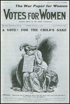 Votes for Women (13th August, 1915)