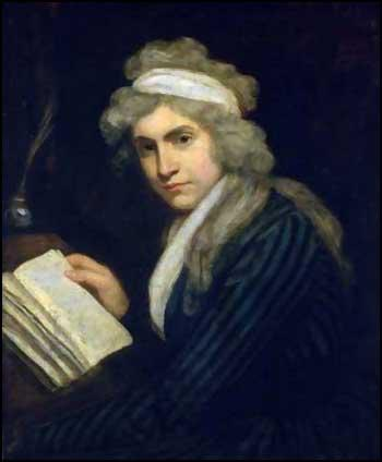 Mary Wollstonecraft by John Opie (1791)