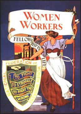 National Federation of Women Women Workers