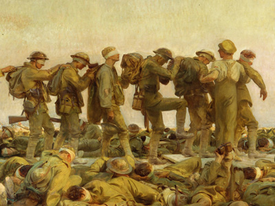 First World War Art
